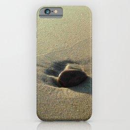 Oceanic pebble 4 iPhone Case