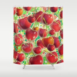 Jubilee! Shower Curtain