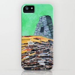 This Must Be The Place (Machu Picchu) iPhone Case