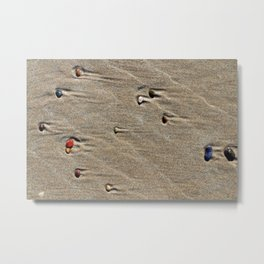 Natural Abstract Metal Print