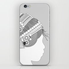 A TRIBE CALLED WOMEN iPhone & iPod Skin