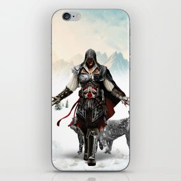 Assassin's Creed iPhone Skin