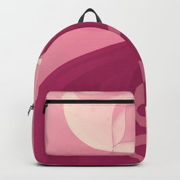Mysterious Lady Backpack