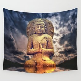 The Buddha Wall Tapestry