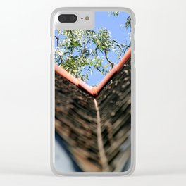 Roof Clear iPhone Case