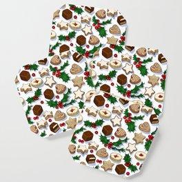 Christmas Treats and Cookies Coaster