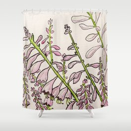 Blooming marvelous Shower Curtain