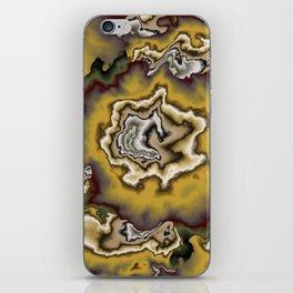 Turbulence in CMR 00 iPhone Skin
