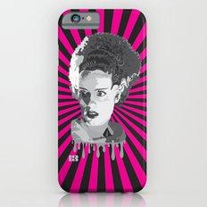 Bride of Frankenstein Drip Art Slim Case iPhone 6s