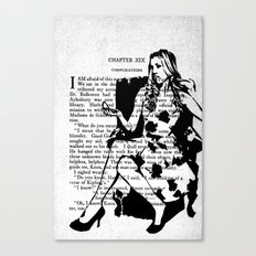 Complications Canvas Print