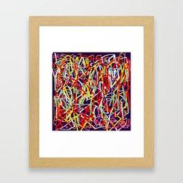 Laberinto 5 Framed Art Print