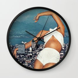 Urban D3 Wall Clock