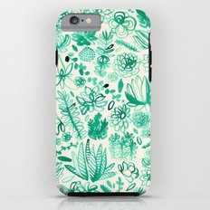 The Wonderful World of Succulents Tough Case iPhone 6