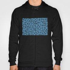 Yzor pattern 006 kitai blue Hoody