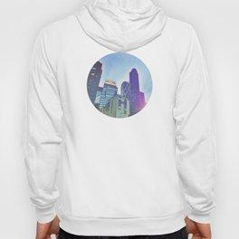 NYC CNN building skyline Hoody