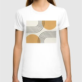 Sun Arch Double - Gold T-shirt