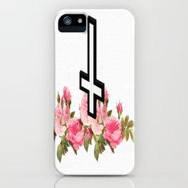 Flower Petal Tears iPhone Case