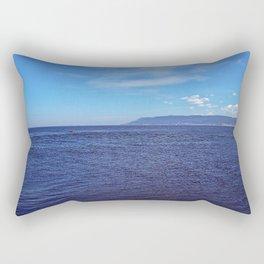 Across the Bay Rectangular Pillow