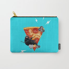 The Pizza Niffler. Carry-All Pouch