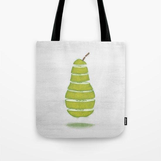 A Pear Apart Tote Bag