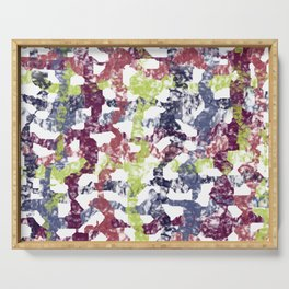 Abstract 188 Serving Tray