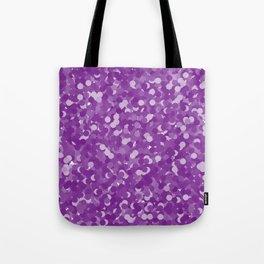 Winterberry Polka Dot Bubbles Tote Bag