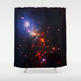 NGC 1333 Shower Curtain