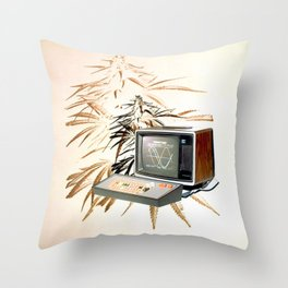 READY GOTO ELEGANCE Throw Pillow