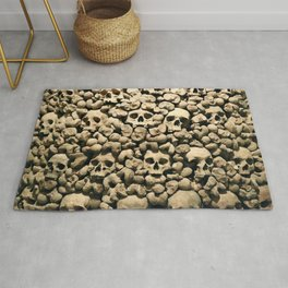Wall of Remains Rug