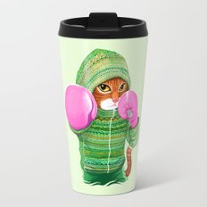 BOXING CAT 4 Travel Mug