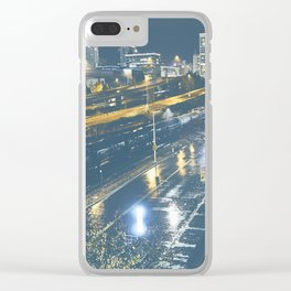 Tacoma Clear iPhone Case