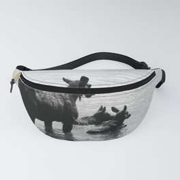 A Protective Mom Fanny Pack