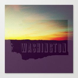 Washington  Canvas Print