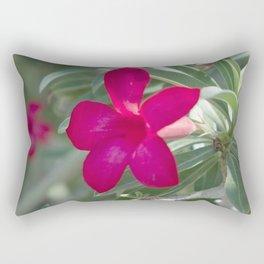Pink Tropic Rectangular Pillow