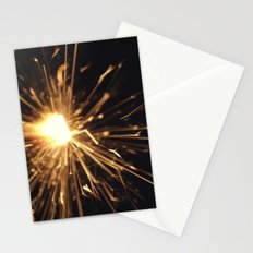i see sparks Stationery Cards