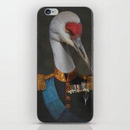 Sir Sandhill iPhone Skin