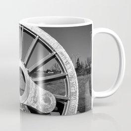Train wheel Coffee Mug