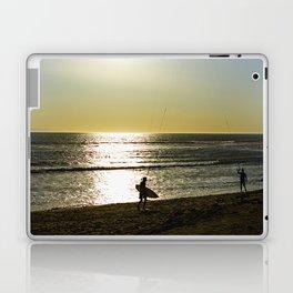 kite surfers Laptop & iPad Skin