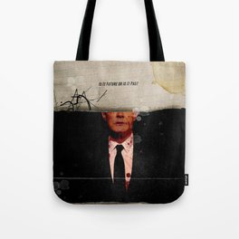 Twin Peaks | Is It Future or is It Past Tote Bag