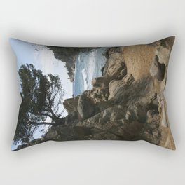 Costa Brava Rectangular Pillow