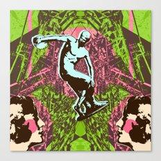Dynamism Canvas Print