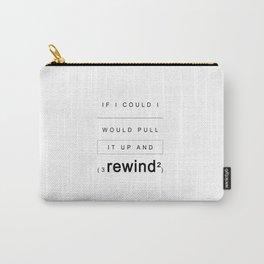 Rewind GOT7 Lyrics Carry-All Pouch