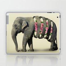 Inner Rose Elephant Laptop & iPad Skin