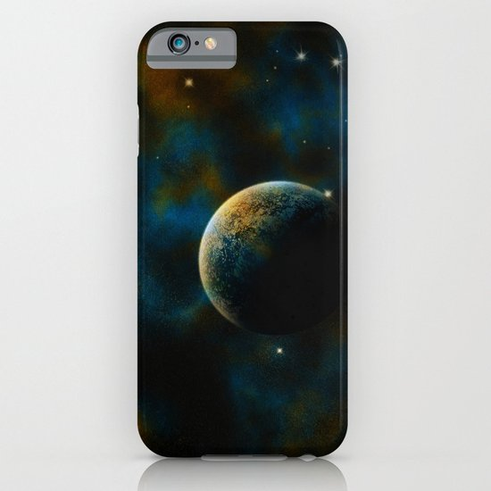 Deus Nebula iPhone & iPod Case