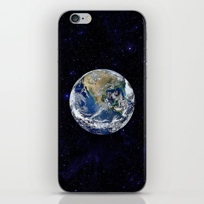 The Earth iPhone Skin