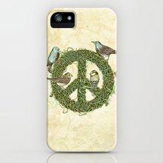 Peace Talks iPhone (5, 5s) Slim Case