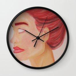 Artist's nightmare Wall Clock