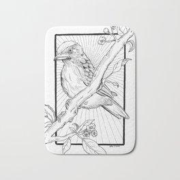 Bin Bin Bird Bath Mat