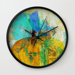 Malevich 1 Wall Clock