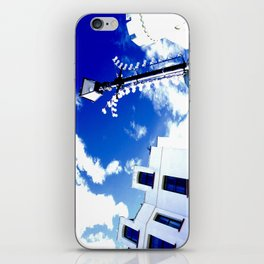 The Well Dressed Lamppost iPhone Skin